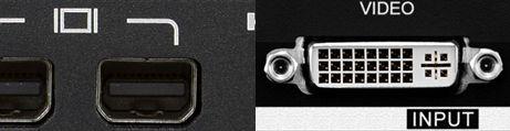 DVI zu Mini Displayport